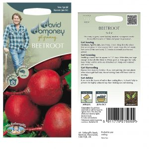 David Domoney (Mr. Fothergill's) Seeds – Beetroot Solist