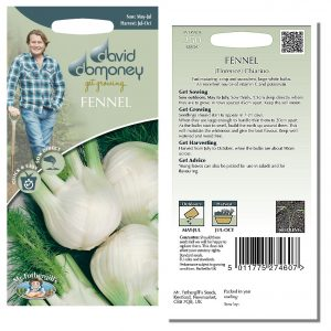 David Domoney (Mr. Fothergill's) Seeds – Fennel (Florence) Chiarino