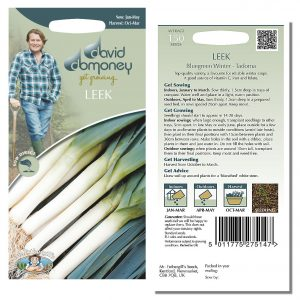 David Domoney (Mr. Fothergill's) Seeds – Leek Bluegreen Winter – Tadorna