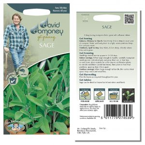 David Domoney (Mr. Fothergill's) Seeds – Sage